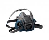 3M™ Hızlı Açılabilir Tekrar Kullanılabilir Yarım Yüz Maskesi, Orta, 6502QL